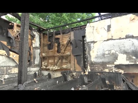VIDEO: Suspect Arrested In Torching African American Churches In Louisiana