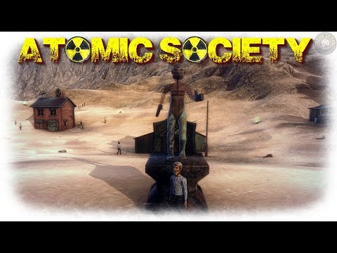New Laws + Structures | Atomic Society Post Apocalyptic City Builder Gameplay | EP3