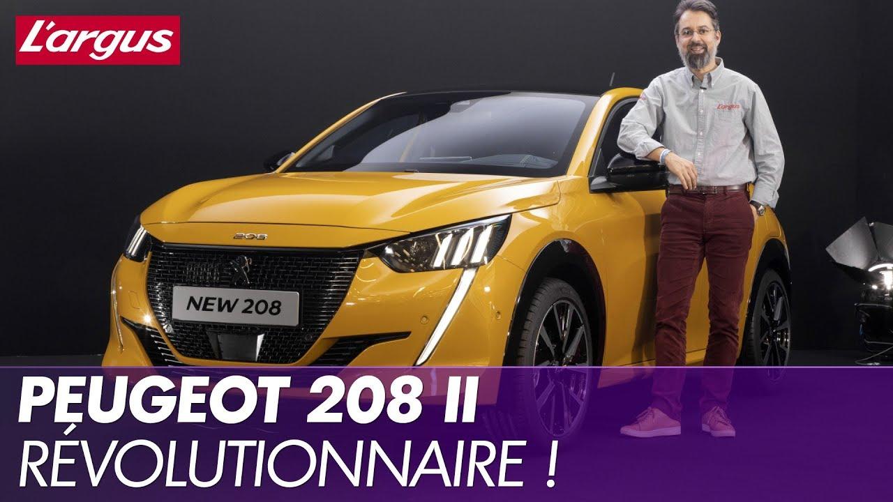 Peugeot 208 2019 A Bord De La Nouvelle 208