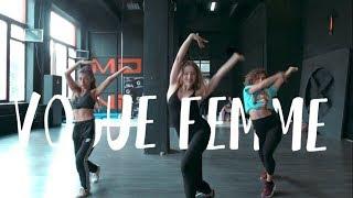 VOGUE DANCE | FEMME - Veronika Ninja Zorra Choreo