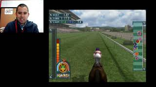 Gallop Racer 2004 - A Quick Race