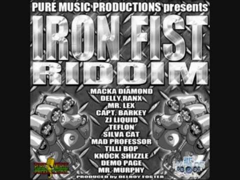 Dancehall Hopscotch & Iron Fist Riddim Mix