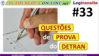 Questões de Prova e Revisão - DIREÇÃO DEFENSIVA thumbnail
