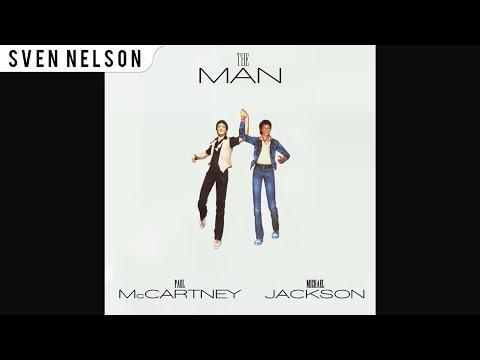 Michael Jackson & Paul McCartney - The Man - Rare - Vimeo