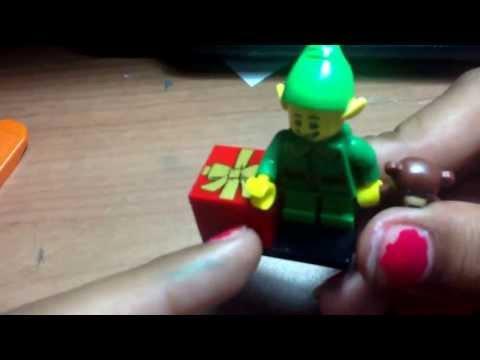 Series 11 minifigure  elf