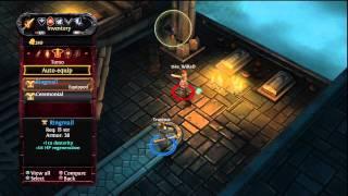 Dungeon Hunter: Alliance Co-op Walkthrough Part 1