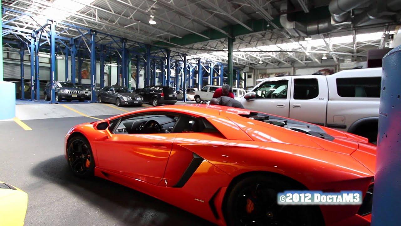 The Quot Winning Quot Aventador Lamborghini Unveiling In New