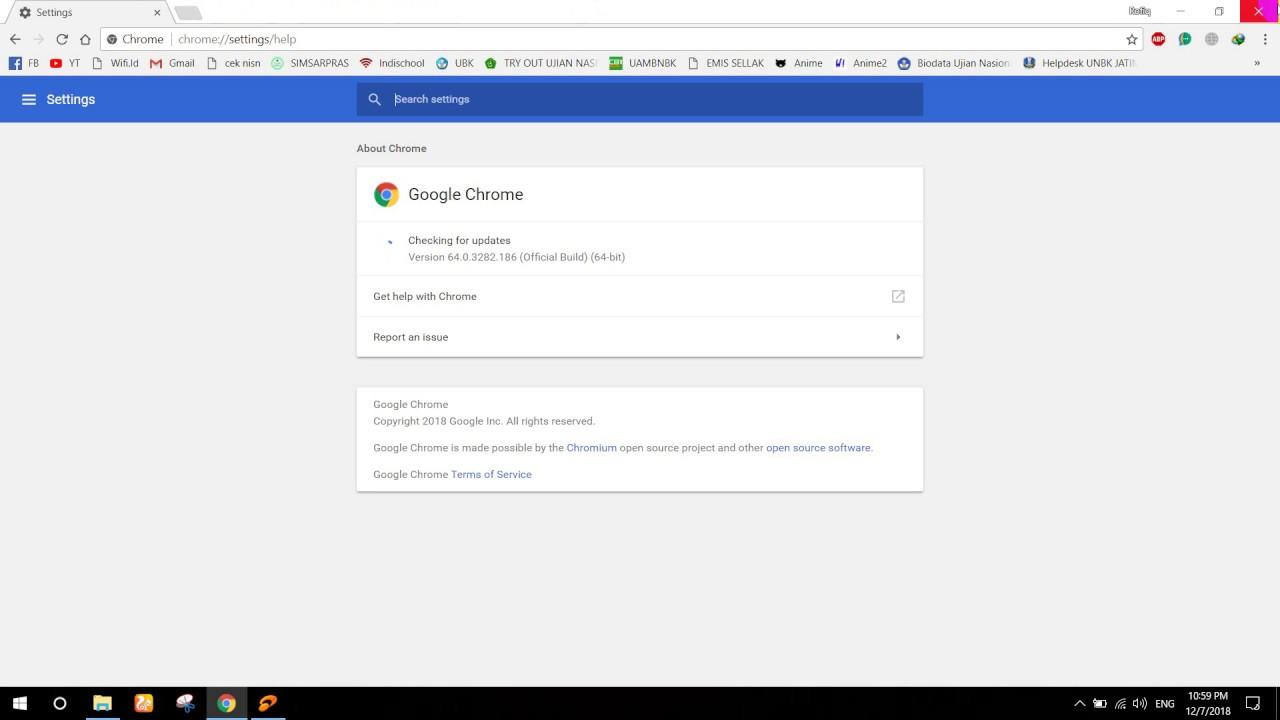 Cara Mematikan Update Google Chrome Pc Youtube