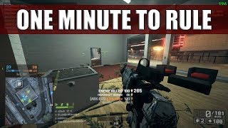 Battlefield 4 | PC | One Minute To Rule Them All #37
