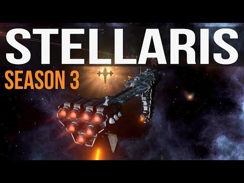 Stellaris Season 3 - #10 - Engage The Pirate Fleet