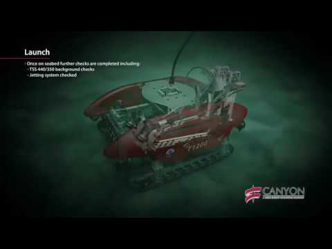 Amazing Machine Subsea Trencher Machine Compilation, World's Most Incredible Construction