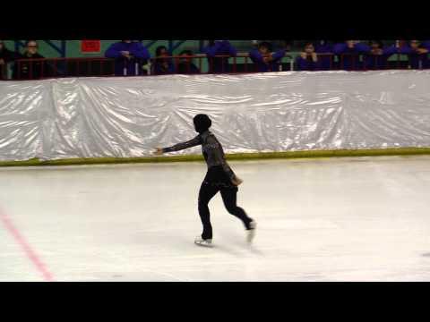 Zahra Lari UAE Open Championships Opening 2015