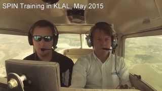 Spin Training KLAL, May 2015, PIC Mathias Steck