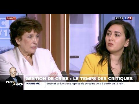 Élections municipales, Covid-19, ouverture des parcs et austérité .Leïla Chaibi sur LCI.