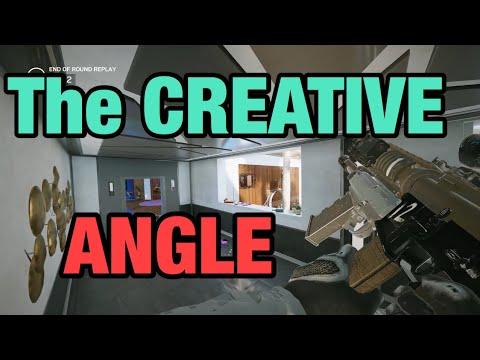 Creative Plays And Angles Rainbow Six Siege
