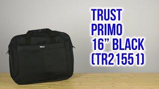 Розпакування Trust Primo 16 Black TR21551