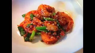 Sweet u0026 Spicy Chinese-Style Shrimp Stir-fried recipe