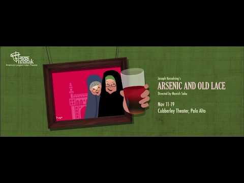 Naatak's 60th production: Arsenic & Old Lace