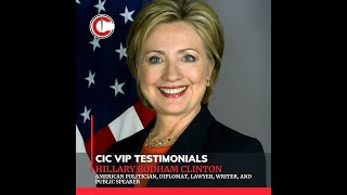 A Very Special Message from Secretary Hillary Rodham Clinton