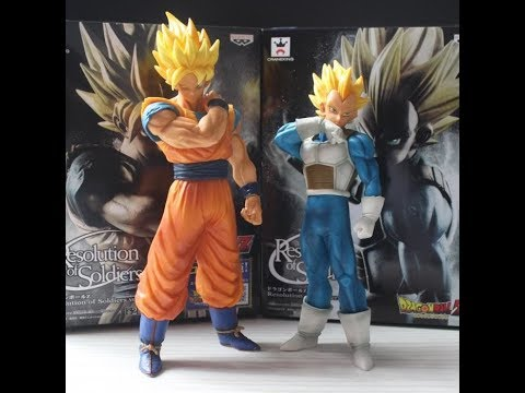 UNBOXING Figurine DragonBall Z  (made in japan,Amazon)