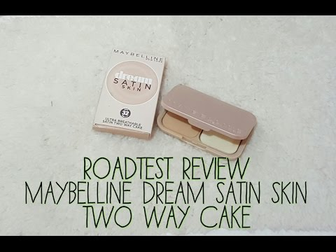 Roadtest Review: Maybelline Dream Satin Skin 2way Cake