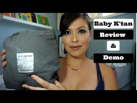 Baby K'tan Review and Demonstration