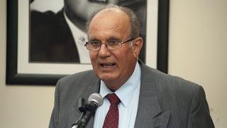 """Roberto D. Ruiz Casas - Panel """"La Cumbre de Panamá: Mesa de la Gobernabilidad Democrática"""""""