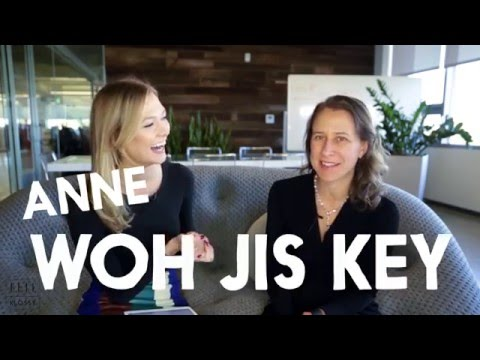 ELLE X KLOSSY | Episode 1 |  Anne Wojcicki Founder of 23andMe