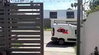 Puerta Corrediza con motor Craftsman