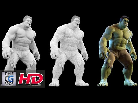 "CGI 3D Making of: ""The Incredible Hulk - Making Of"" - by Robert Kuczera"