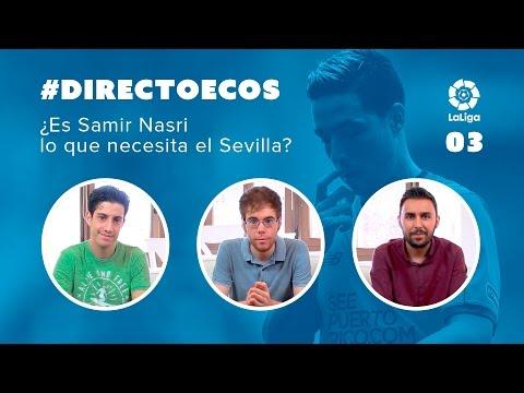 ¿Es Samir Nasri lo que necesita el Sevilla?