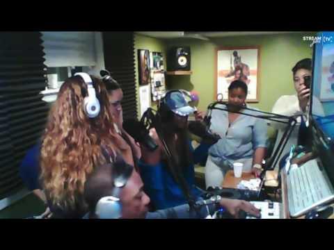 Gabi The Artist Live Interview on 94.3 Fm Splash Radio