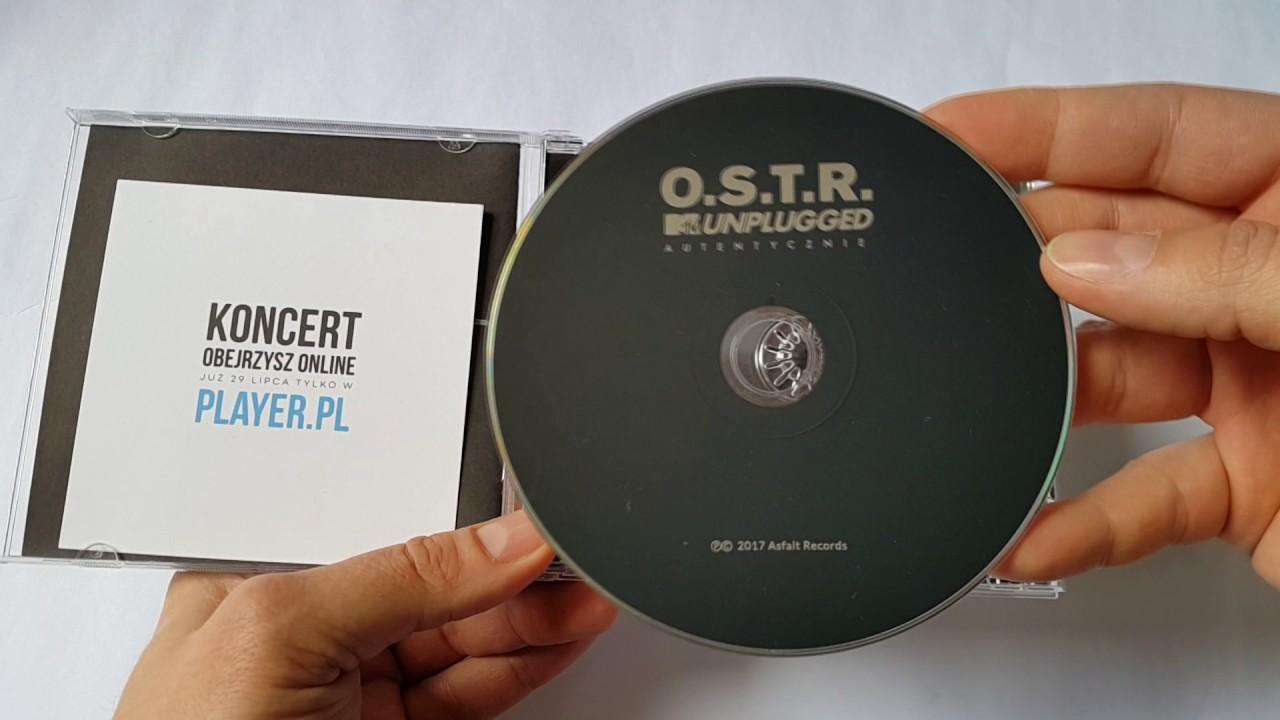 """Prezentacja płyty: O.S.T.R. """"MTV UNPLUGGED: AUTENTYCZNIE"""""""