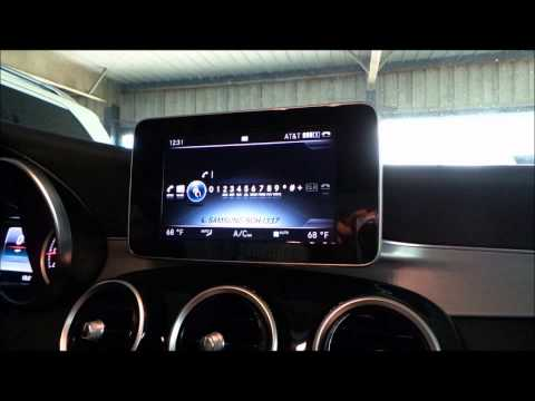 2015 C 300 Speed Dials and Radio Presets Instructions