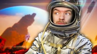 GIANT SPACE MONSTERS | Osiris New Dawn #1