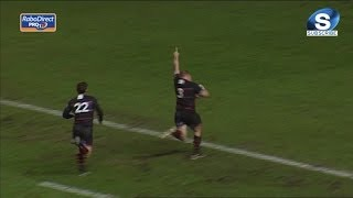 Edinburgh v Connacht Full Match Report 29th Nov 2013