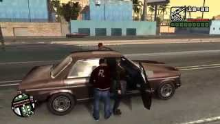 Grand Theft Auto San Andreas on Rage Engine