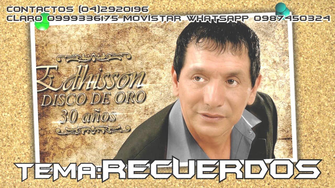 Download Edhisson - DISCO DE ORO (Grandes Éxitos Álbum)