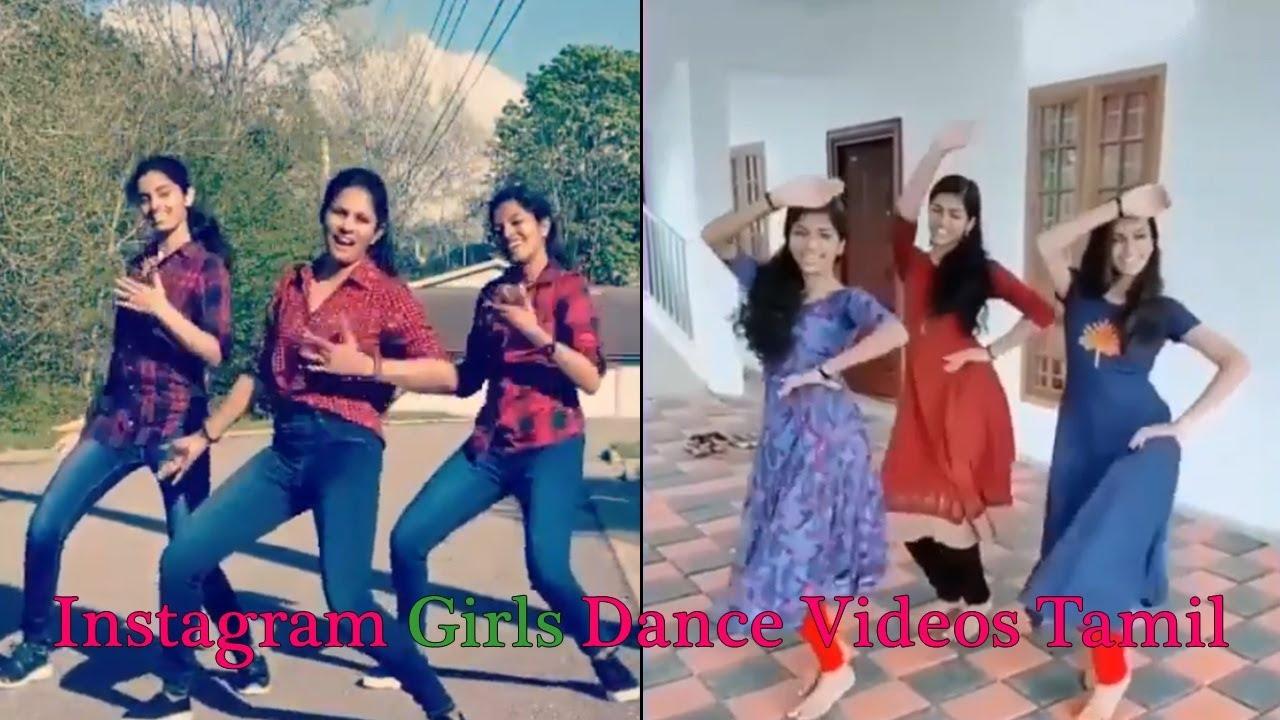 Cute Girls Dance Videos Tamil | Tamil Songs Girls Dance Videos | Instagram | Tik Tok |Tik Tok Bandit