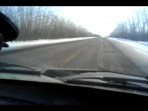 Изумительная дорога Ртищево-Саратов