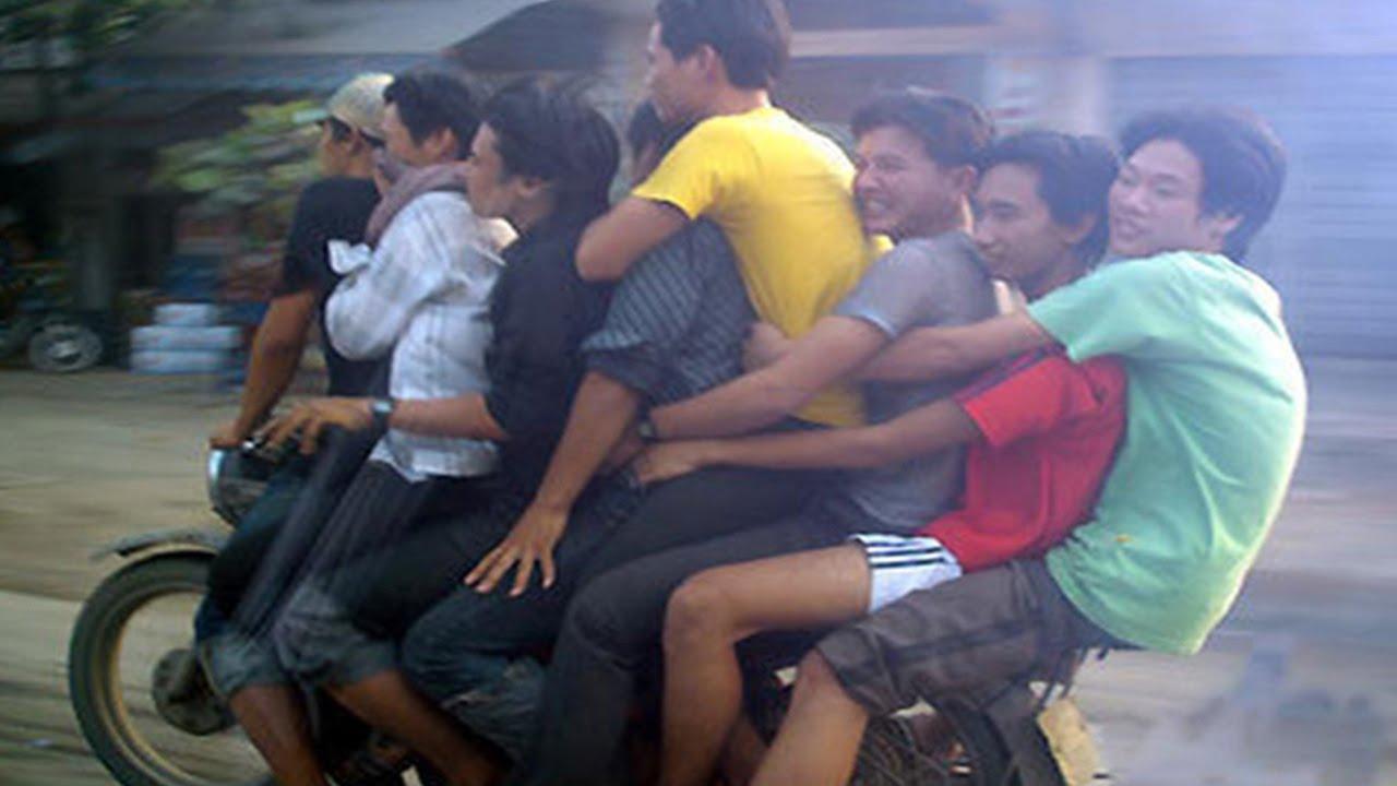 Những pha vận chuyển nguy hiểm nhất Việt Nam !!