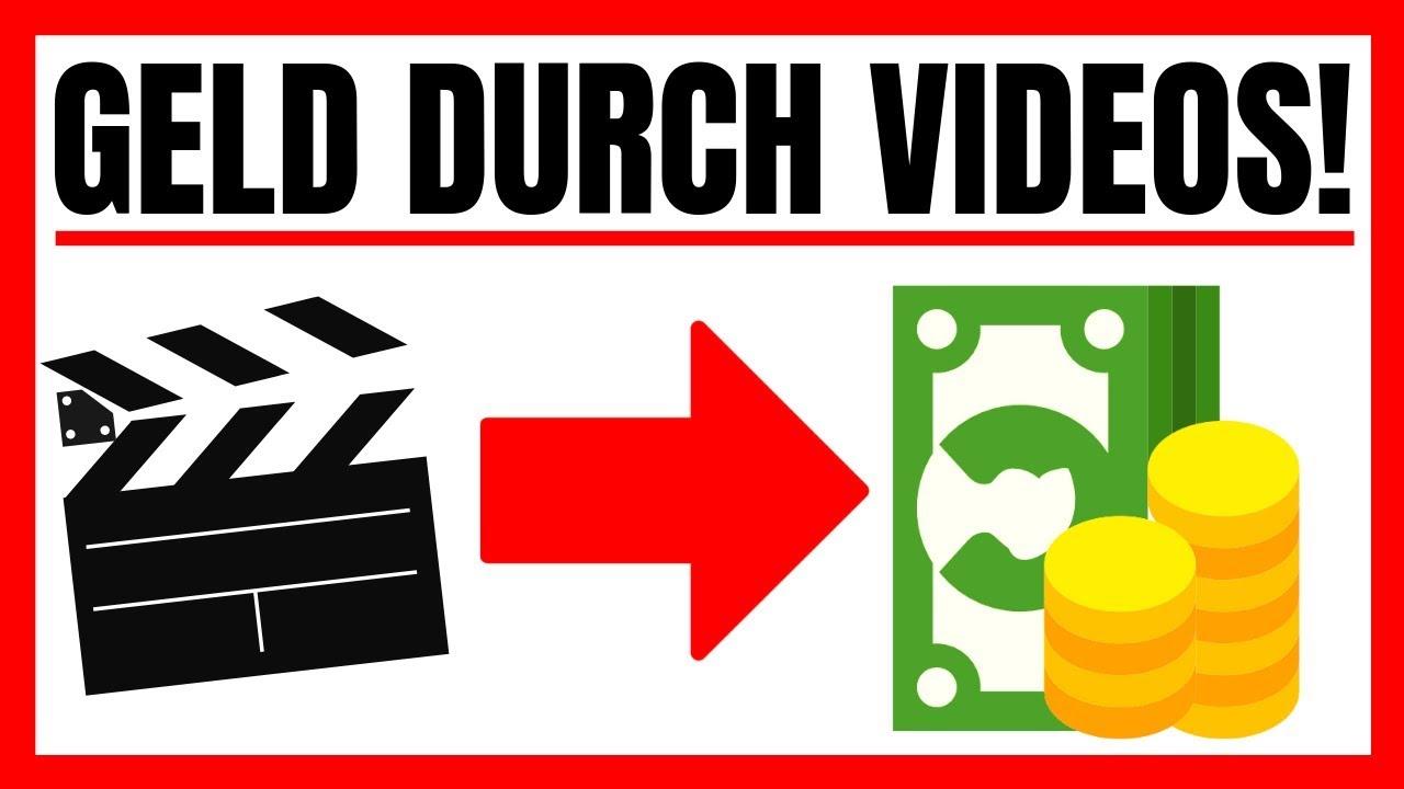 videos schauen geld verdienen