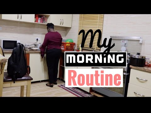 MORNING ROUTINE: Work day in Lagos || Lagos Vlogs || Bemi.A