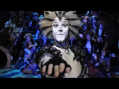 Hit musical 'Cats' to tour 13 Chinese cities in 2018