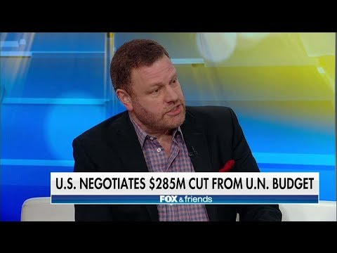 Mark Steyn Reacts to Trump Decision to Cut UN Funding
