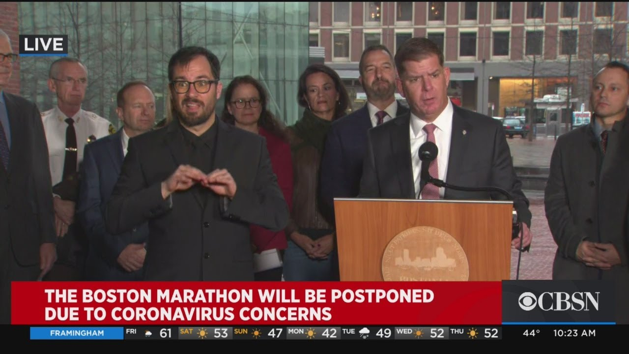 The Boston Marathon has been canceled - CNN