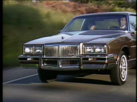 1984 Pontiac Grand Prix - YouTube