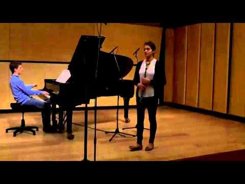 Antonio Vivaldi: Sonata for Oboe and Basso continuo in C minor RV53 I.Adagio II. Allegro