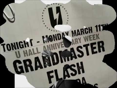 Grandmaster Flash 3/11/13 U Street Music Hall