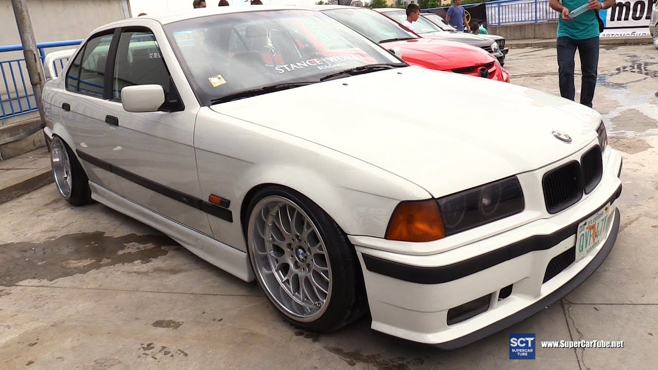 bmw e36 exterior walkaround tuning show 2016 sofia youtube. Black Bedroom Furniture Sets. Home Design Ideas